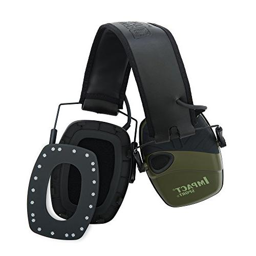 Howard - Sport Electronic Earmuff, Folding