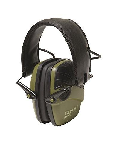 Howard Leight Impact Sport Electronic Earmuff,