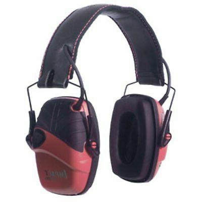 impact sound amplification electronic earmuff