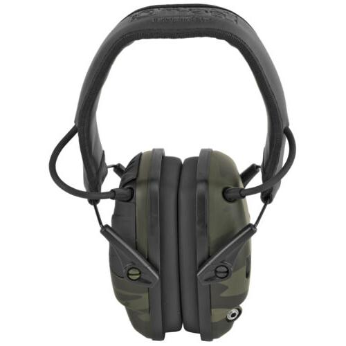 Howard Leight Electronic Earmuffs, MultiCam Black