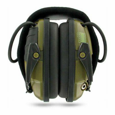 Howard Leight Impact Electronic Hearing Protection, Earmuffs #R-01526