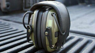 Howard Leight Impact Electronic Protection, Earmuffs #R-01526