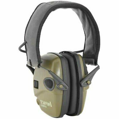 Howard Leight Sport Electronic Hearing Protection, #R-01526