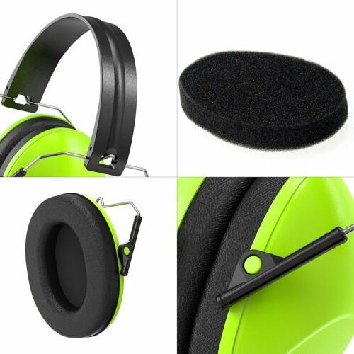 Baby Safety Ear Noise Cancelling Headphones For Kids Hearing