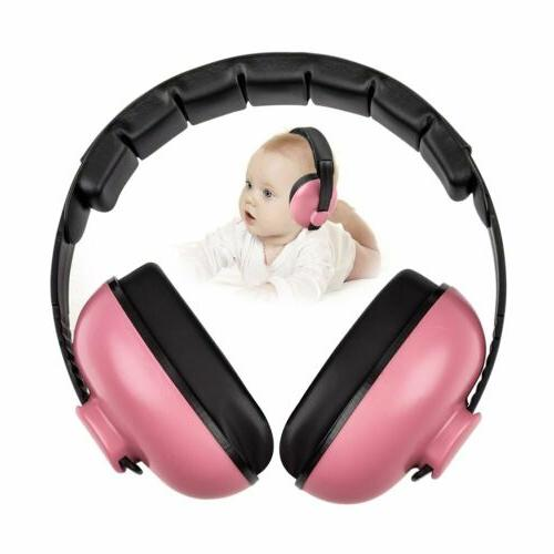 Kids Ear Safety Noise Cancelling Headphones Child