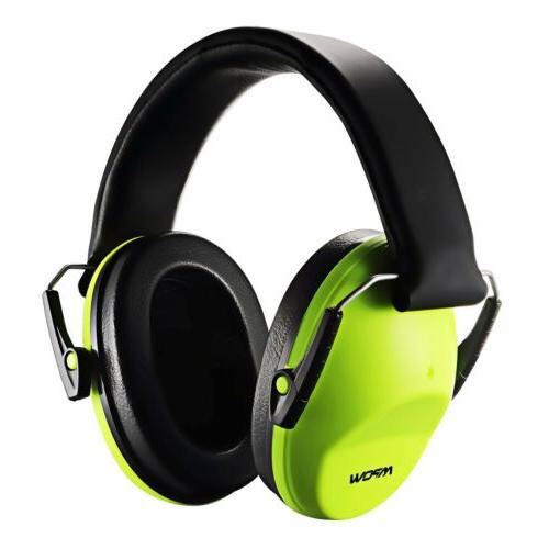 kids noise ear protection reduction ear muffs