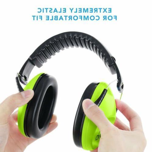 Kids Safety Noise Cancelling Headphone For Children Hearing Protection