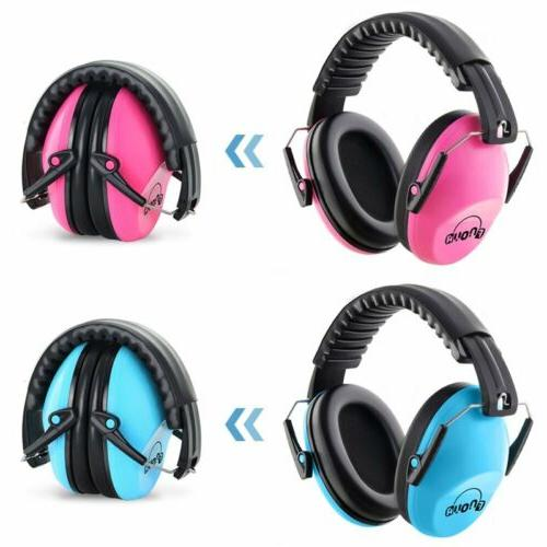 Kids Safety Ear 26dB Shooter Hearing