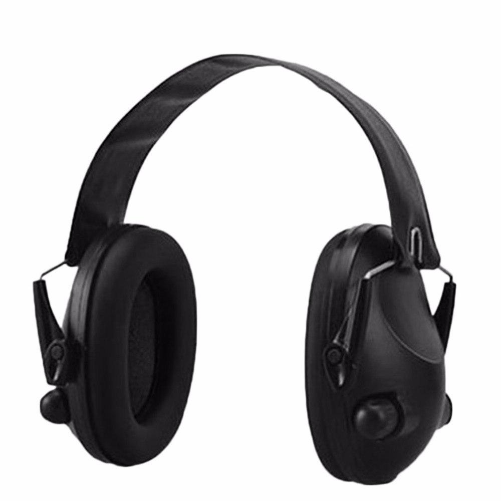 LESHP Headphones Hunting TAC 6s Canceling <font><b>Earmuffs</b></font> Electric Absorber