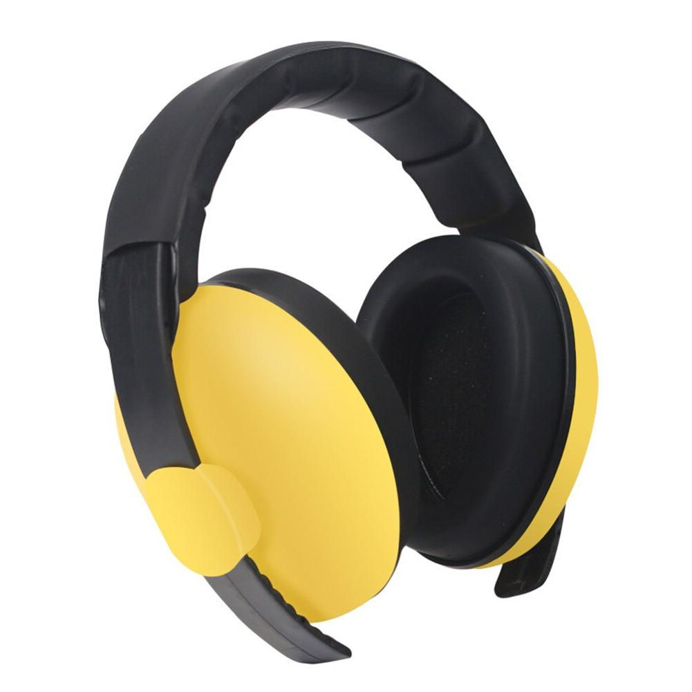 Adjustable Durable Sound Slow Rebound Ear Hearing Protection