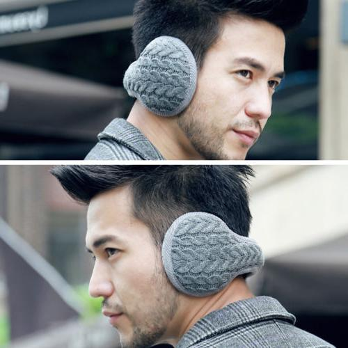 Men Women Earmuffs Ear Cover Wrap Fur