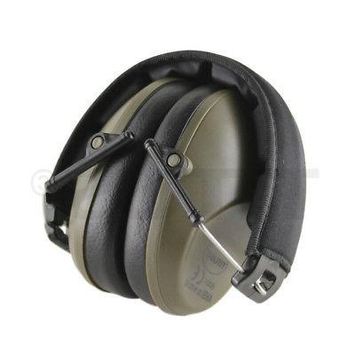 NEW EARMUFFS DRAB OLIVE