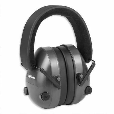 new electronic ear muffs hearing protection nrr