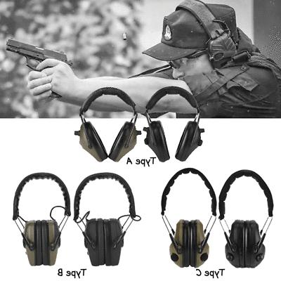 Noise Muffs Protection Sport