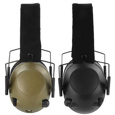 Noise Canceling Electronic Ear Muffs Shooting Sport