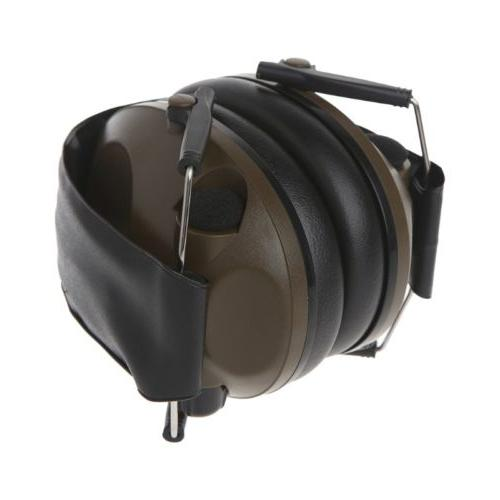 Noise Canceling Muffs Protection Hunting Sport