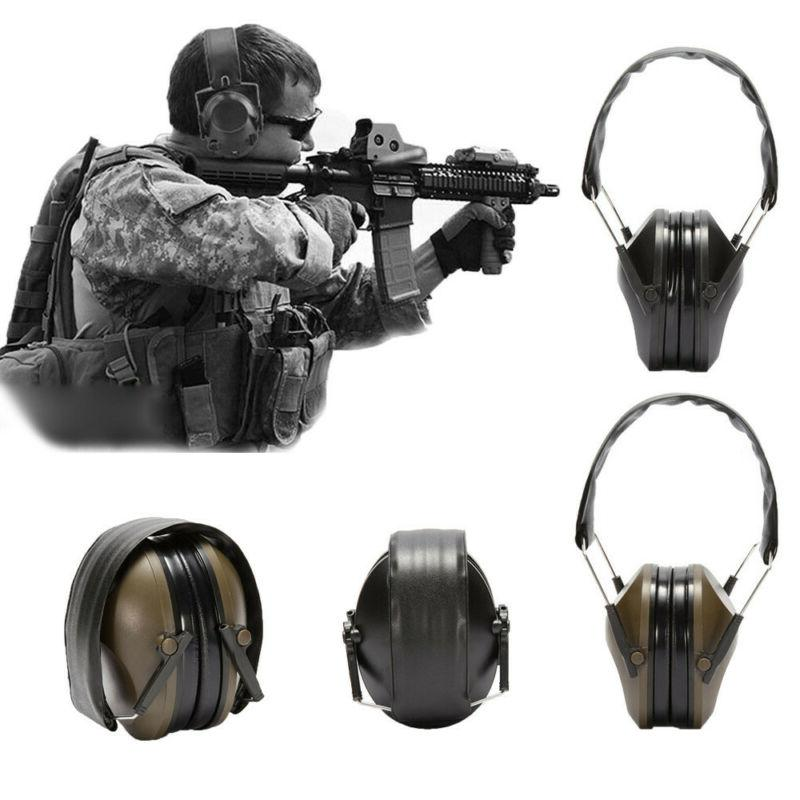 noise canceling electronic ear muffs protection shooting