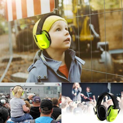 Noise Cancelling Muffs Shooting Range Construction