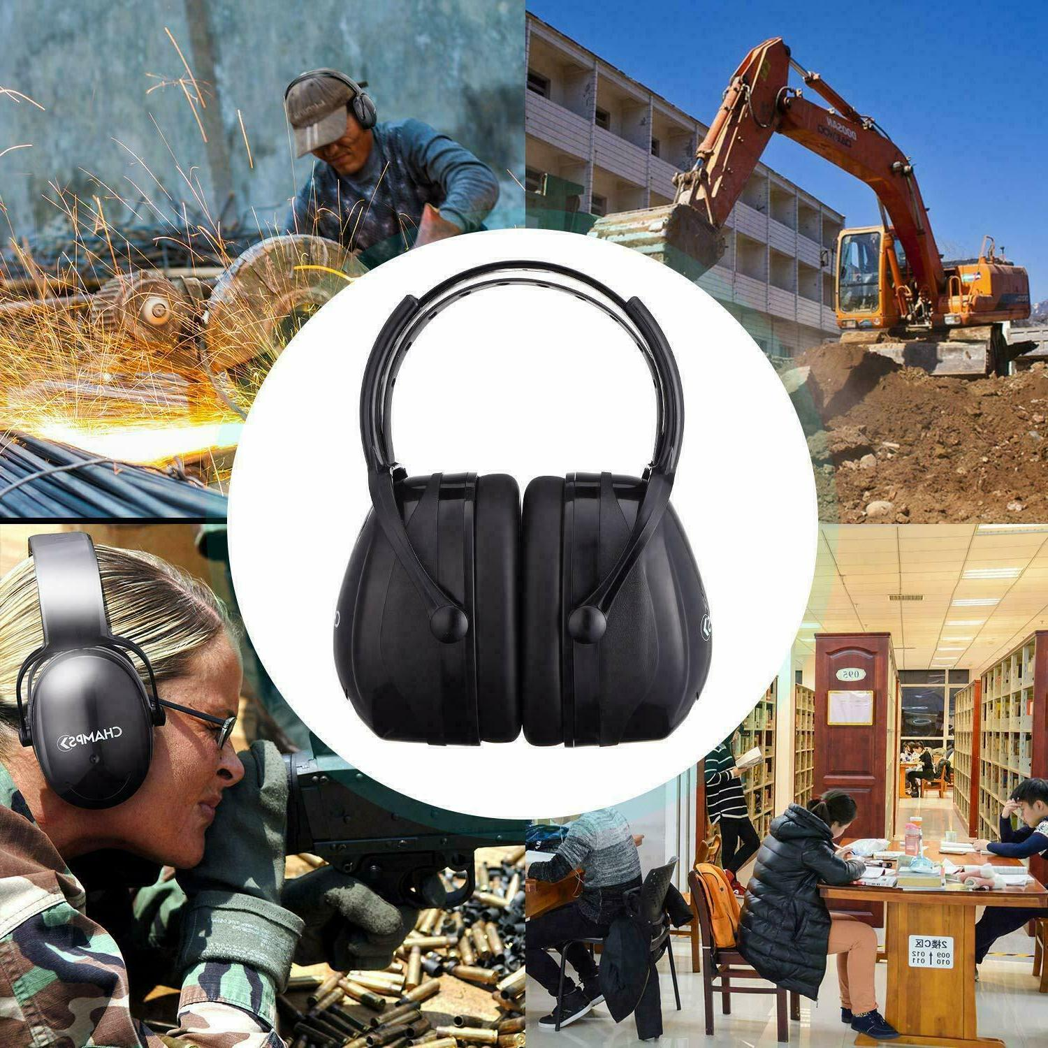 Noise Shooting Range Hearing Protection Construction