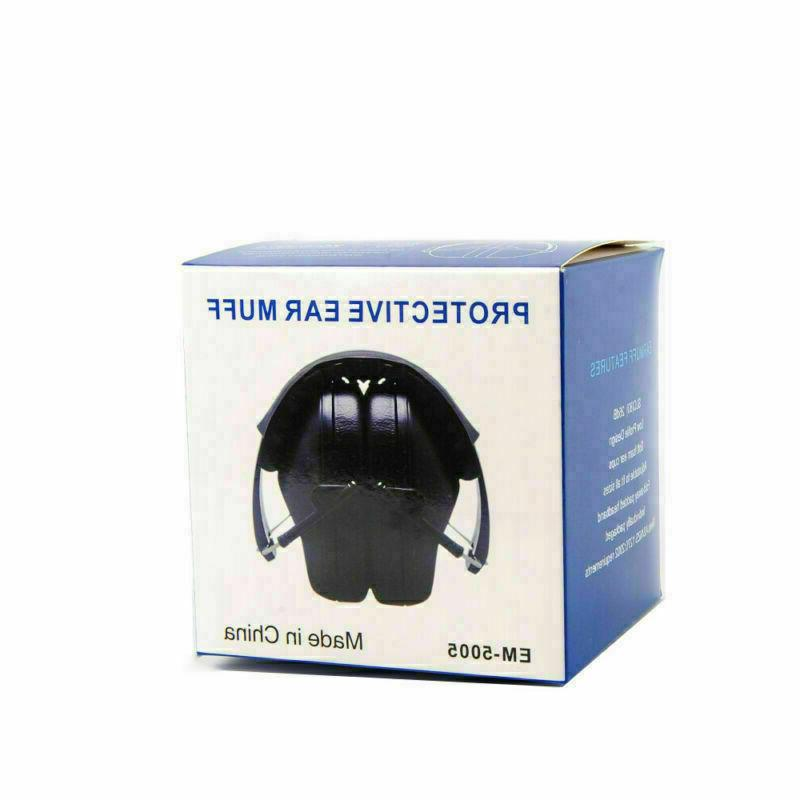 Noise Cancelling Muffs Shooting Protection Sound Block