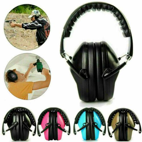 noise cancelling electronic ear muffs shooting protection