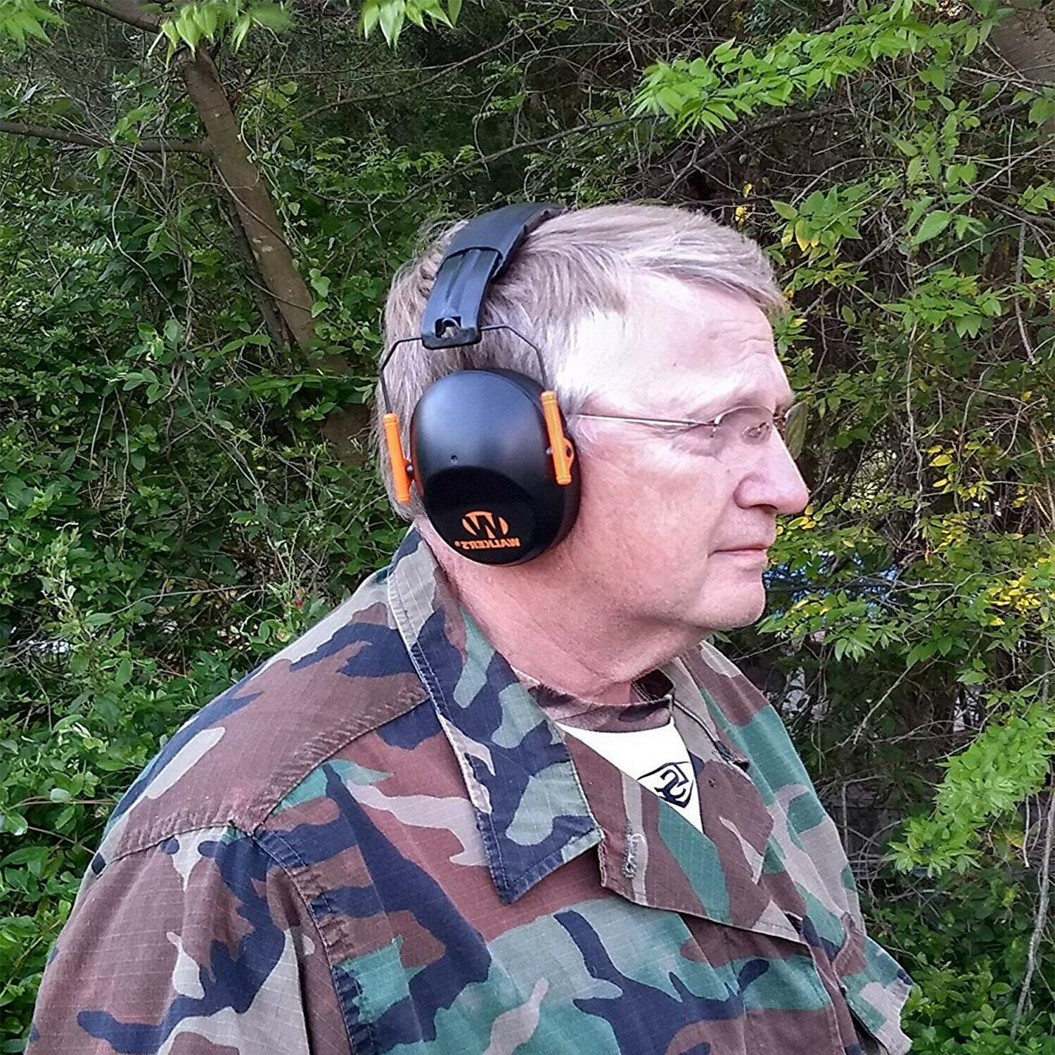 Noise Reduction Muffs Hunting Muff Sports