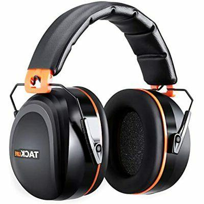 noise reduction safety ear muffs
