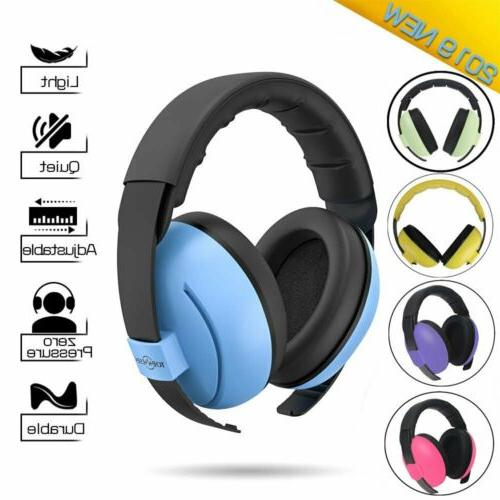 outdoor kids ear protection earmuffs airplane noise