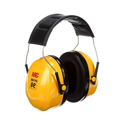 3M Over Hearing Protection, NRR 26 for heavy