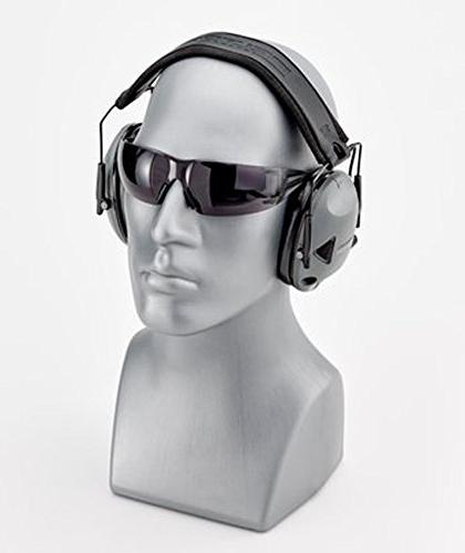 Peltor Sport RangeGuard Electronic Hearing Protector, Protection, NRR Ideal for and Hunting
