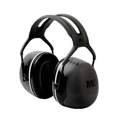 peltor x series over the head earmuffs