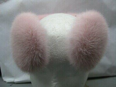 PINK COLOR EARMUFFS Finest prices.Don't