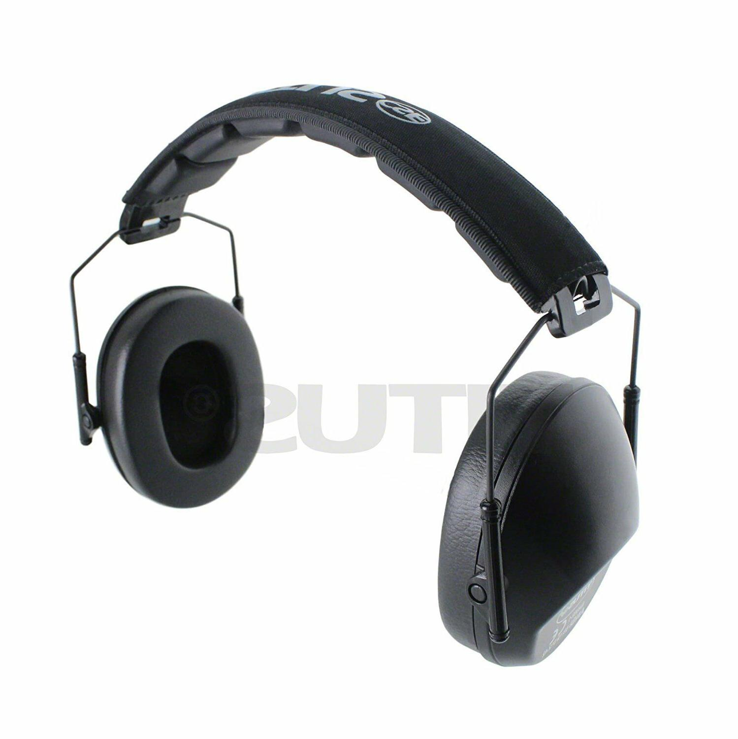 Titus™ Low Muffs w/ Case NRR Range Protection