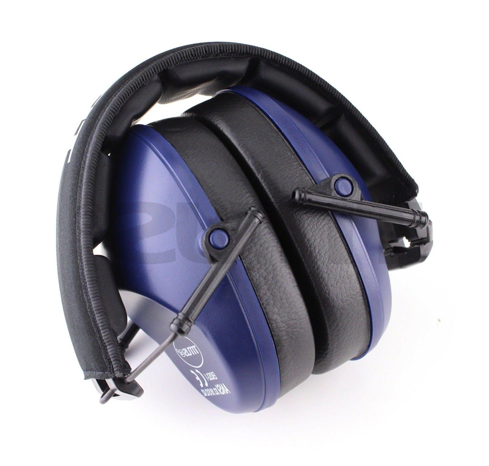 Titus™ Profile Muffs w/ Case NRR Shooting Protection
