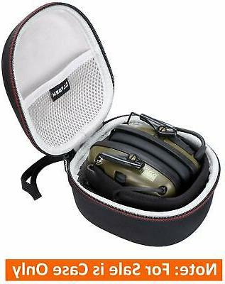 Protection Case Muffs Noise Shooting