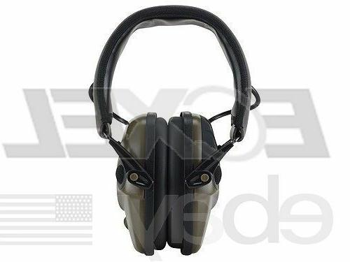 Howard R-01526 Sport Electronic Shooting Ear Protection