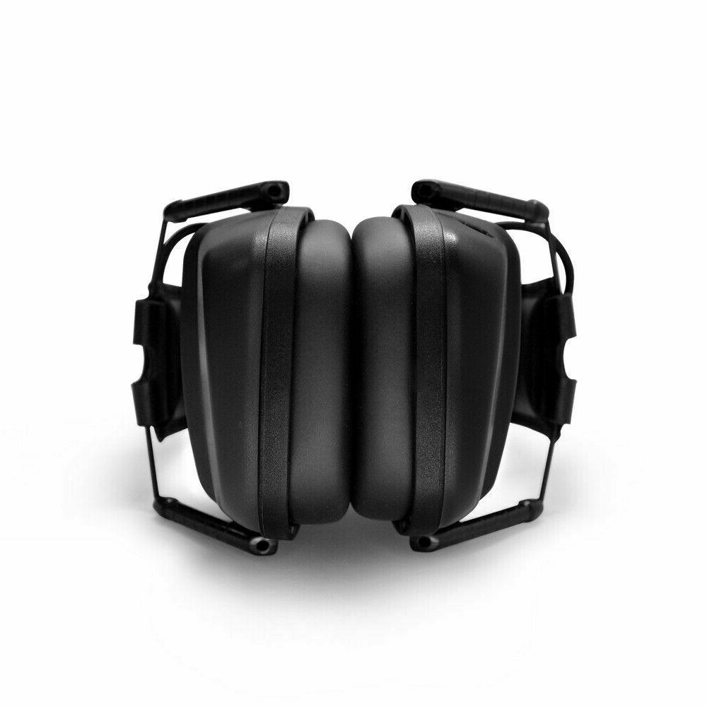 Reduce Sound Hearing Protection Ear Muffs Foldable