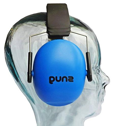 Snug Kids Earmuffs Best Protectors – Adjustable Defenders For