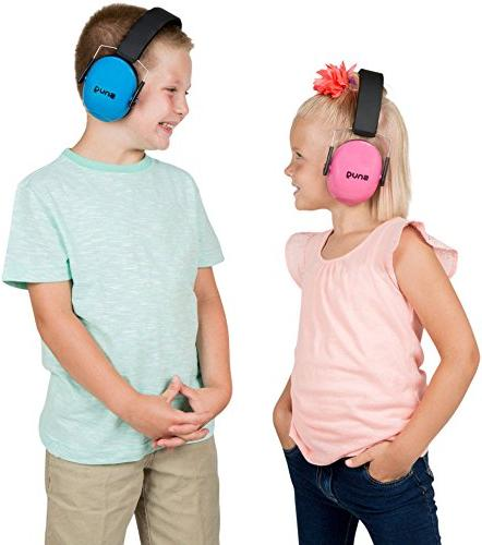 Snug Kids Earmuffs / Best Adjustable Headband For Children and