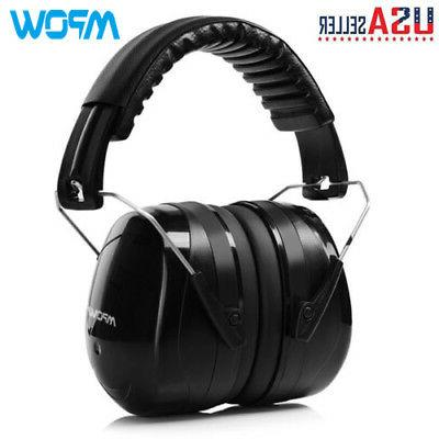 safety ear muffs noise cancelling headphones