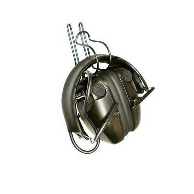 stereo electronic hearing protector
