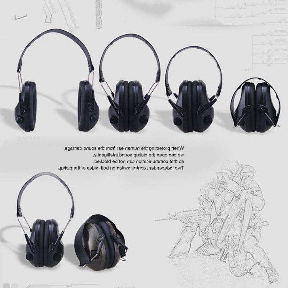 TAC Anti-Noise Canceling Tactical Shooting Electronic Hunting