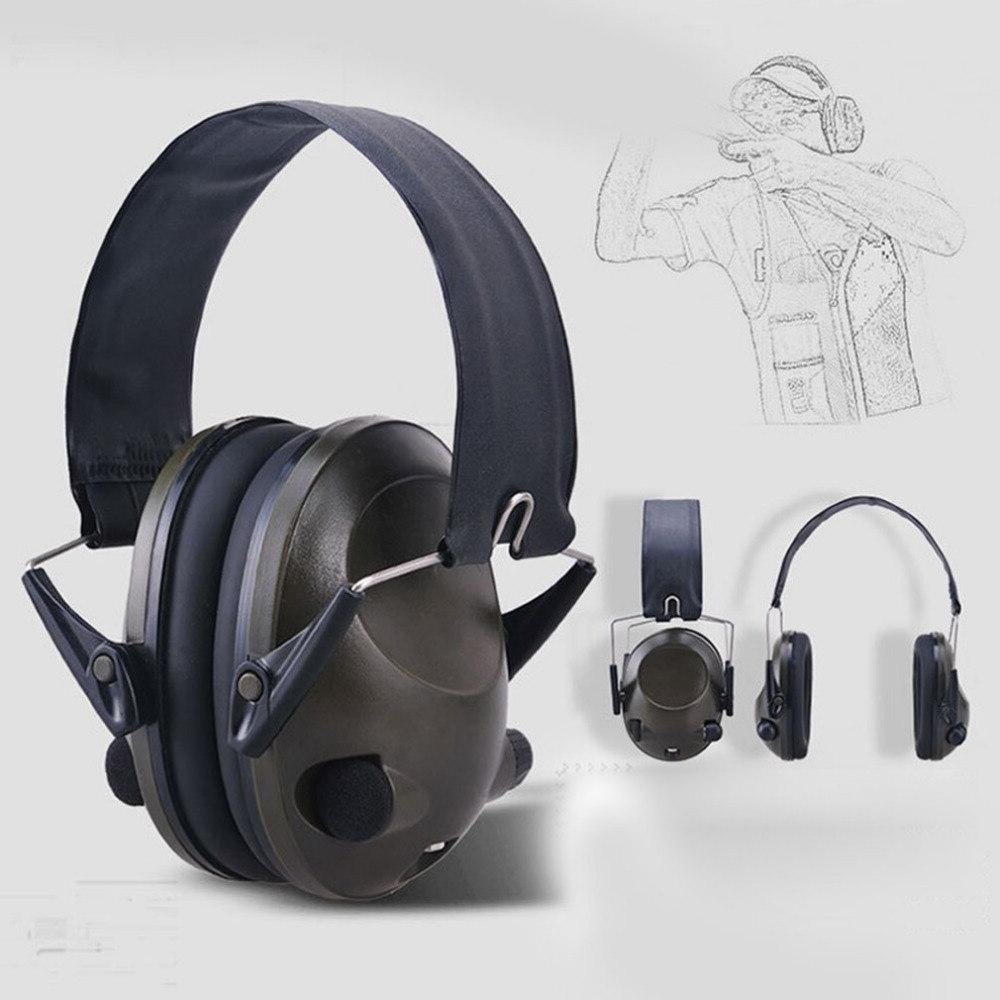 TAC 6S Foldable Anti-Noise Noise Canceling Tactical Hunting