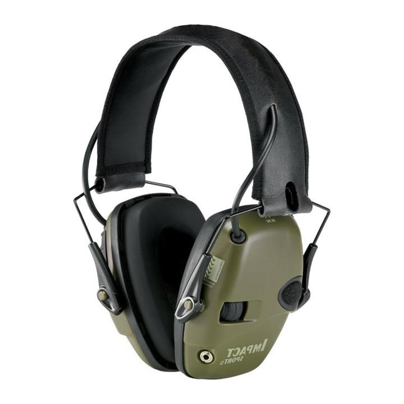 tactical headset noise reduction canceling electronic font
