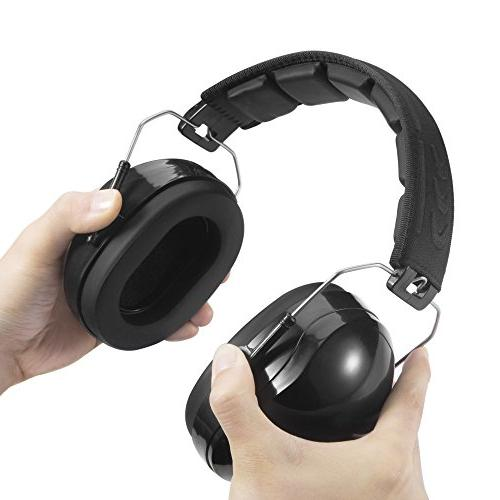Pro Terrain Ear – LARGER Foldable Ear Much Weight & Protection, Black