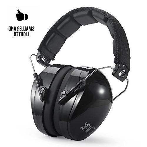 Pro For Sho Terrain Ear Much Weight & Maximum Protection, Black