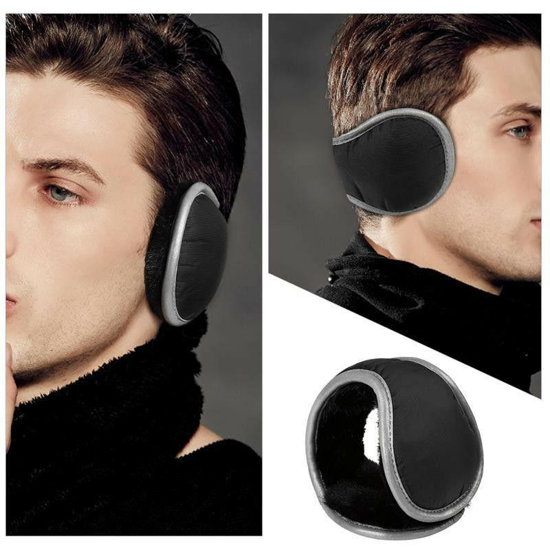 VBIGER Thickened Earmuffs Warm Outdoor Waterproof Foldable