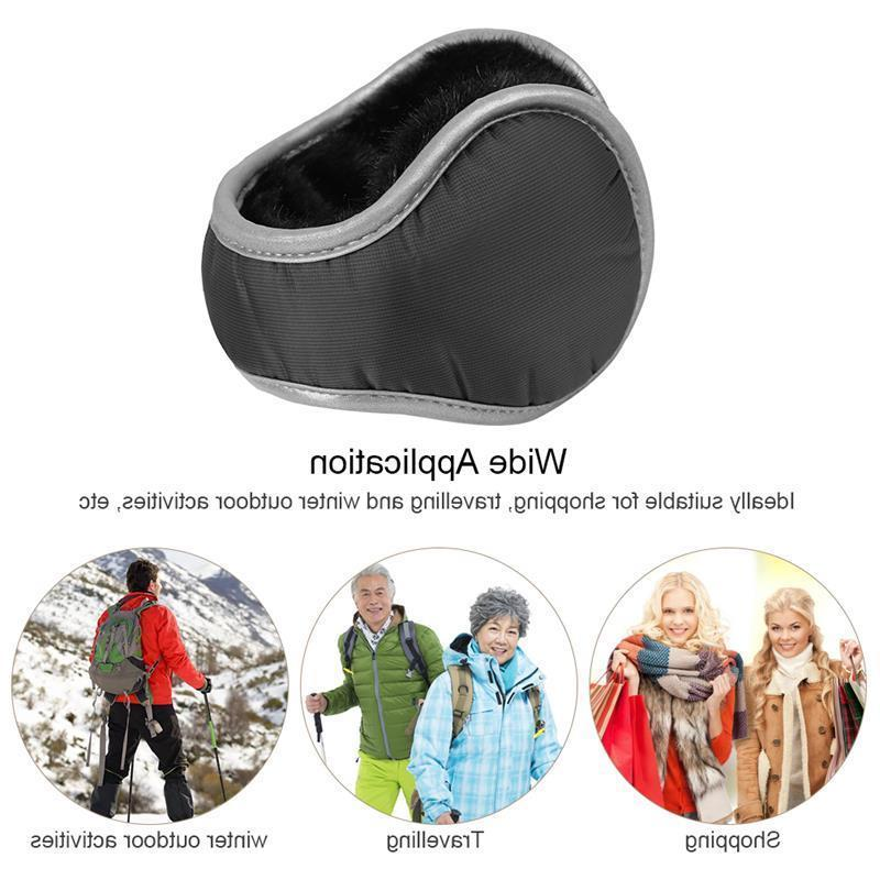Thickened Warm Outdoor Ears Foldable