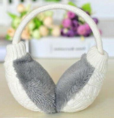 Knolee Unisex Faux Furry Earwarmer Outdoor ...