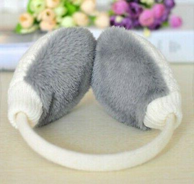 Knolee Unisex Faux Furry Earwarmer Outdoor ... New